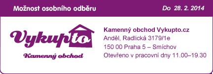 6ab9e8a23a9 Zboží si můžete vyzvednout osobně v Kamenném obchodě Vykupto.cz