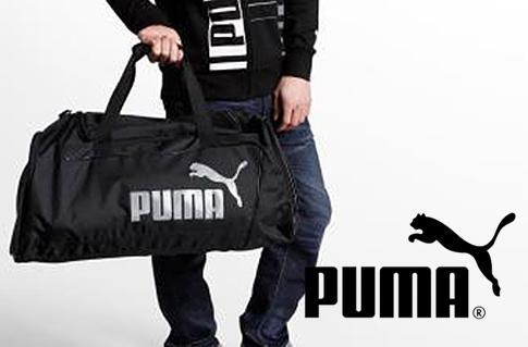 Sportovní taška Puma – 4 typy  9607ccf6bfd