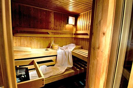 Soukromá sauna plzeň