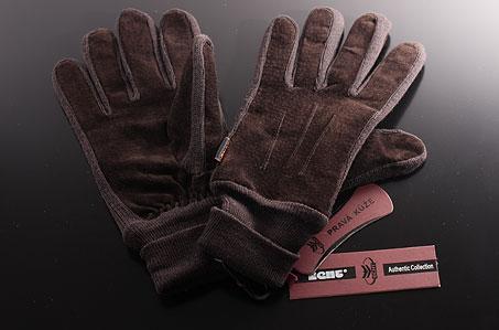 b2c23f533b4 Zimní kožené rukavice – poštovné zdarma