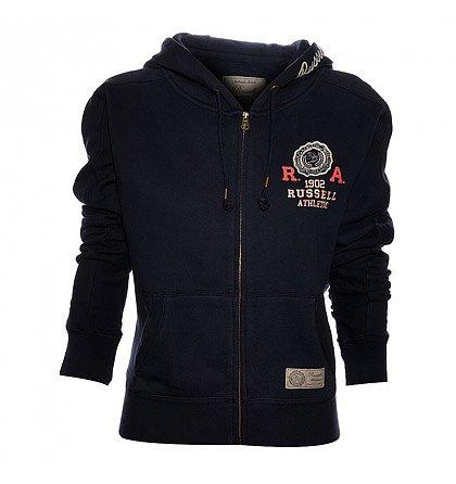 Dámská černá mikina Russell Athletic 4f4eeb7c054
