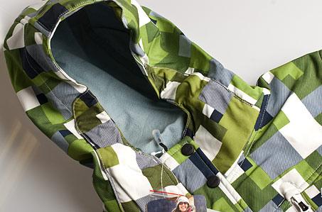 Moderní dámská softshellová bunda S neoddělitelnou kapucí ...
