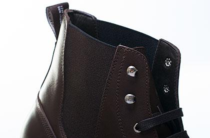 Boty byly ušity z kvalitní kůže  ▻ Trendy vsadky 1cb7af4d93