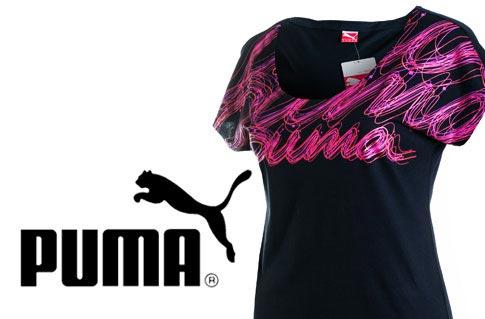 cb73e18158e5 Dámské triko Puma – 3 barvy