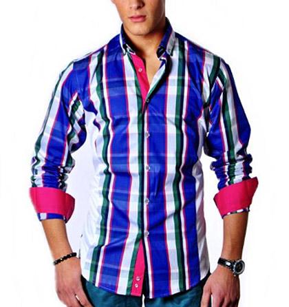 Pánské košile Pontto  96c499c33b