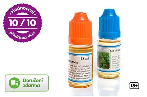 2 náplně do e-cigaret – doručení zdarma Značkové náplně Dekang mají výrazno