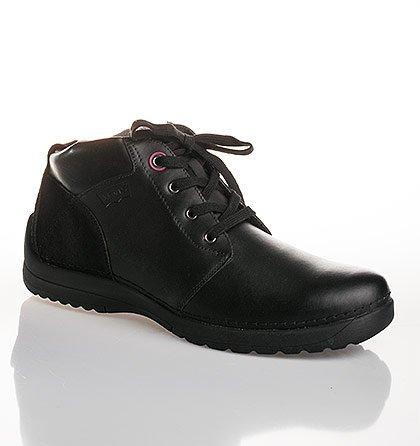 1932f2eaa71 Pánské boty se semišem Levi´s – černé