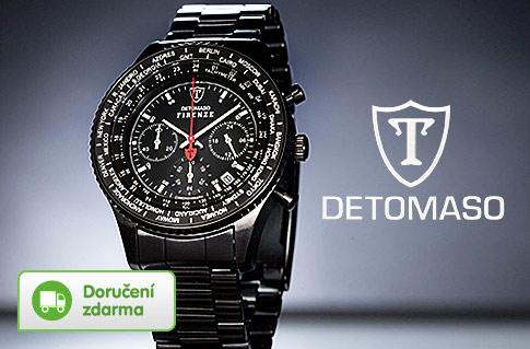 6e366d839 Pánské hodinky Detomaso – doručení zdarma | Vykupto.cz