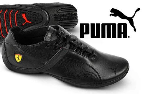 Pánské kožené boty Puma  c70963822f