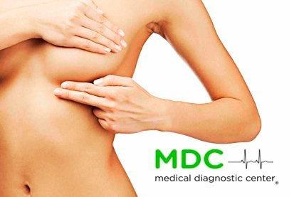 Vyšetření prsu bez rentgenu přístrojem MEIK