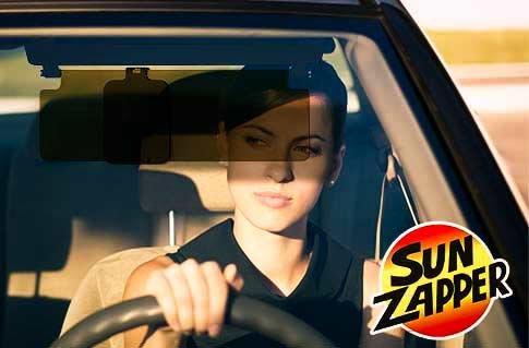 Chytré stínítko do auta Sun Zapper®