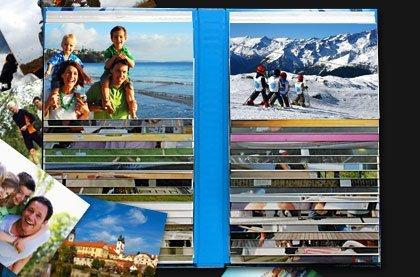 Tisk barevných fotografií na lesklý fotopapír