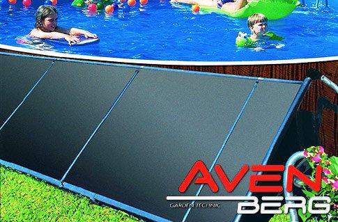 Solární ohřev bazénu návod