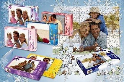 Puzzle A3 z fotografie