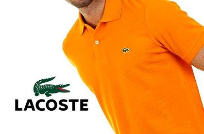 Značkové polo triko Lacoste pro muže  62af32019f