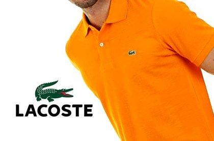 Značkové polo triko Lacoste pro muže