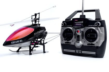 3kanálový RC vrtulník Hover s 1 rotorem