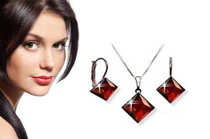 Set šperků SWAROVSKI Elements