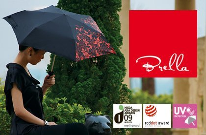 Designové deštníky Brella