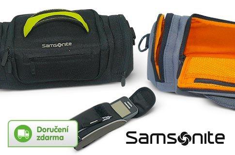 Pouzdra Samsonite na foťák, kameru a mobil