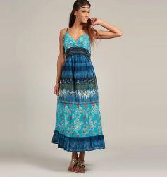 Oblíbené letní maxi šaty a sukně Kushi