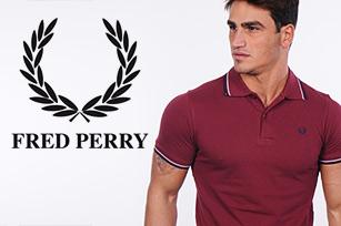 cd2306083e01 Pánské košile a polo trika Fred Perry