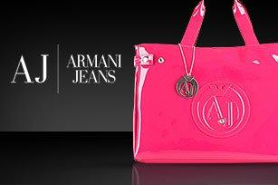 a7b3b20369 -28 % luxusní dámské kabelky Armani Jeans 2013