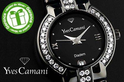 da5efdb3ec7 Elegantní dámské hodinky Yves Camani
