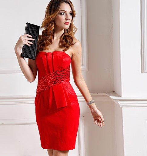 68 % společenské šaty - sleva na dámské slavnostní oblečení  45de70505f