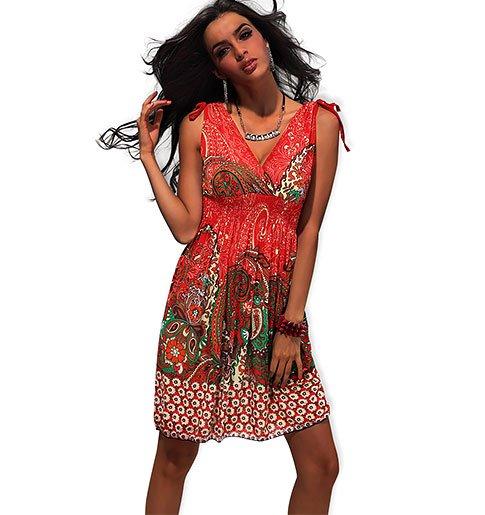 32febbf86f3 46 % sleva letní šaty - dámské oblečení na léto