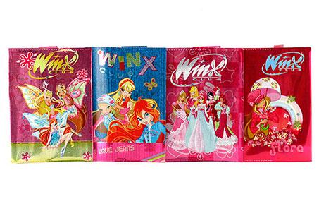 89acfaf30ae 68 % velký školní balíček Winx Club pro děti