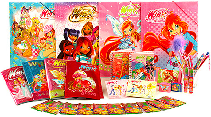 3cce45db232 Velký balík pro malé školačky a předškolačky!