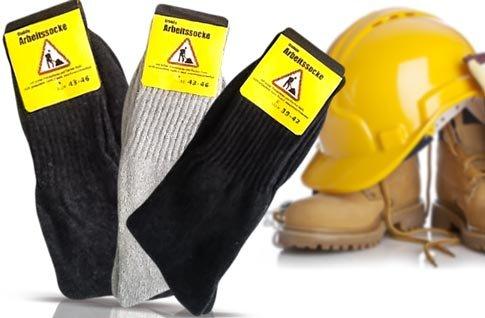 Pánské pracovní ponožky – 3 páry 6f5e48ffd5