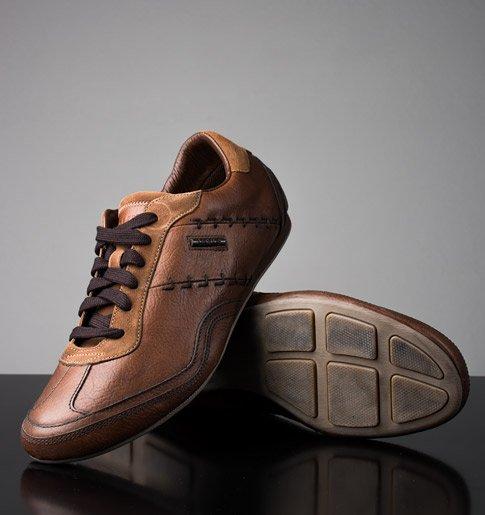 d72904d326d Kožené boty Levi´s – světle hnědé