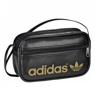 2b60ba95b5 Dámská černo-zlatá kabelka Acminiar Bag