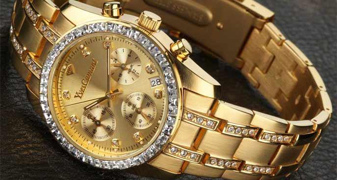 69 % značkové hodinky Yves Camani d6fdc7eea3
