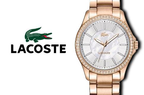 d499a5fc0fe Elegantní dámské hodinky Lacoste