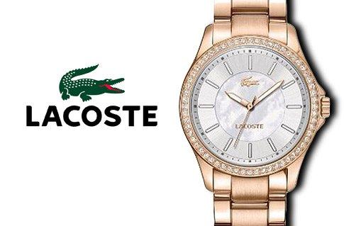 -10 % dámské hodinky Lacoste  0123be61cd