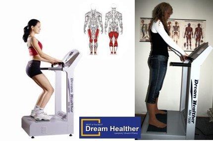 Jen 50Kč za jednu lekci na revolučním přístroji Dream Healther. Cvičte pod dohledem zkušeného instruktora pouhých 10 minut (místo hodiny v posilovně) – po prvních dvou týdnech uvidíte výsledky! Nakupte si libovolný počet Vykupónů!