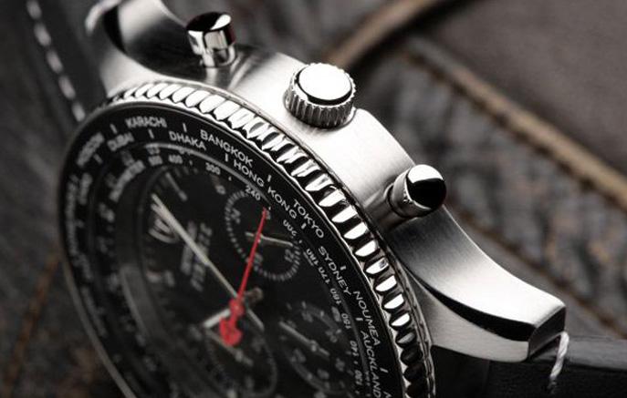22e6b4ff735 72 % luxusní hodinky pro muže zn. Detomaso