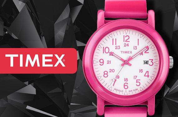 84640923bef 35% sleva na značkové hodinky Timex – cena od 825 Kč
