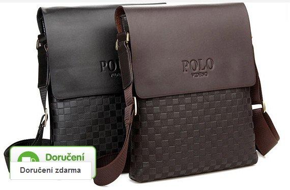 4a35277b9 71% sleva na pánské tašky POLO – cena 710 Kč, doručení zdarma ...