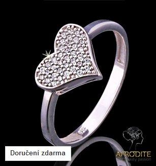 a925a73a2 Exkluzivní stříbrné šperky pro ženy Afrodite | Vykupto.cz