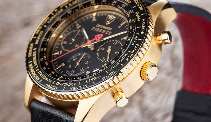 Sleva 72 % na luxusní značkové hodinky Detomaso pro muže 2898f0aba3