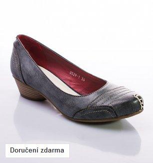 240d846a119 Dámské jarní boty Rio