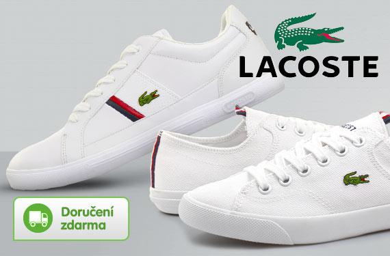 Dámské a pánské tenisky Lacoste  4d2ab42261