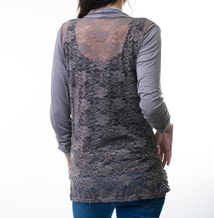 b220c1ab3d79 50 % dámské módní doplňky – bolerko s krajkou za 249 Kč