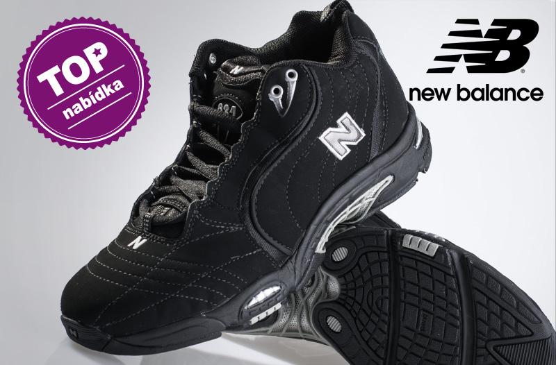 63% sleva  dámské boty New Balance pro sport a volný čas f617094326d
