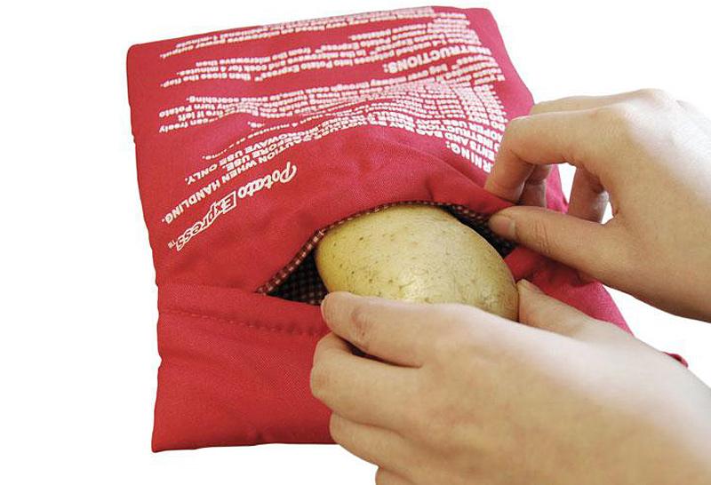 Sáček na vaření brambor v mikrovlnce Potato Express
