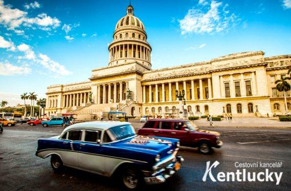 Kuba Fly & Drive – 8denní poznávací zájezd na vlastní pěst!